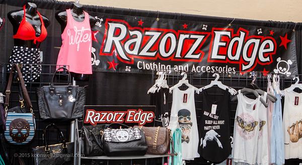 Razorz Edge 2015