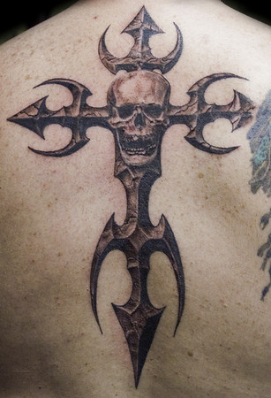 Celtic and crosses