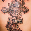 JOHN BERGIN III TATTOO