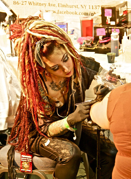 Come Get Your Tattoo at the Philadelphia Tatto Convention!