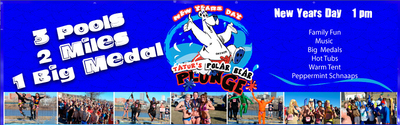 Tatur Racing Polar Bear Plunge 2014