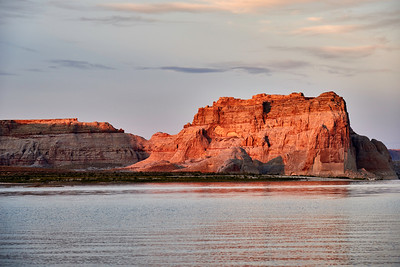 Cruise on Lake Powell 9/11