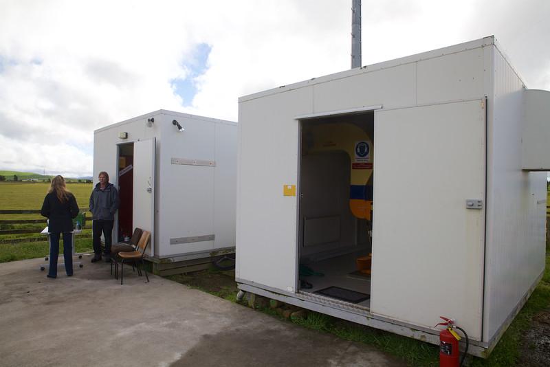 Transmitter Hut/Diesel Generator Hut Matea