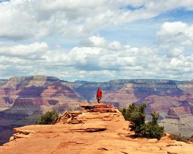 South Kaibob trail, Grand Canyon