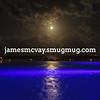 Moonrise in Cancun