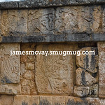 Jaguar Relief at Chichen Itza