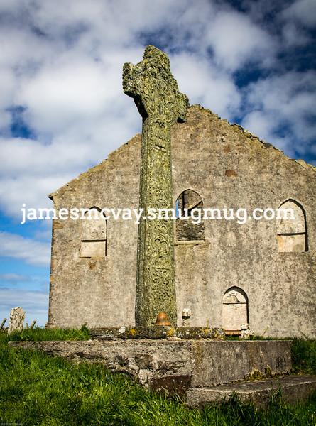 Kilchoman Cross, Isle of Islay