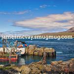 Ferry at Islay, Scotland
