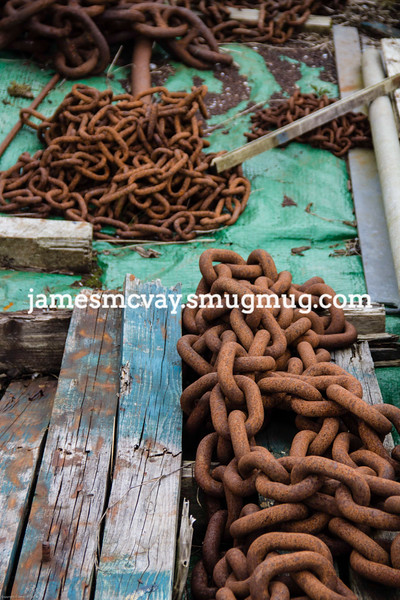 Boat chains