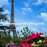 Eiffel Tower - Springtime