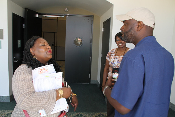 2010 Leadership Institute - A Boy Should Know How To Tie A Tie - With Antwone Fisher - 8-22-2010