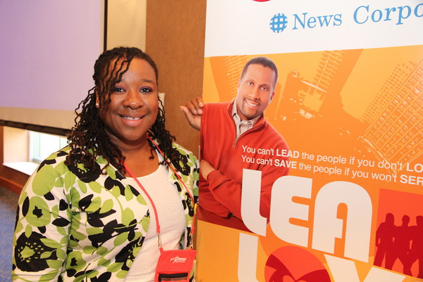 Tavis Smiley Foundation Youth to Leaders Conference 2011 - Eat Like a Champion 7-22-2011