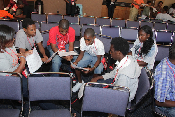 Tavis Smiley Foundation Youth to Leaders Conference 2011 - Got Issues Get Organized 7-23-2011