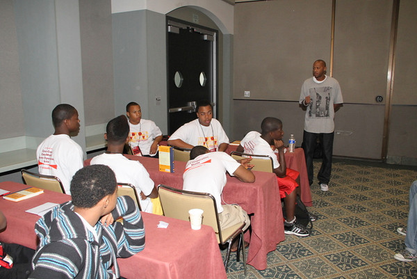 2010 Leadership Institute - Motivations For Young Men With - Keion Morgan - 8-22-2010
