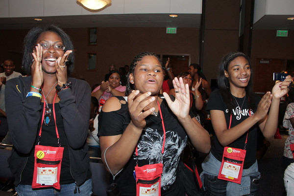 Tavis Smiley Foundation Youth to Leaders Conference 2011 - Talent Show 7-23-2011