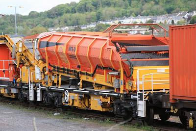 YDA  - DR92377 Plasser & Theurer MFS-D Hopper Wagon