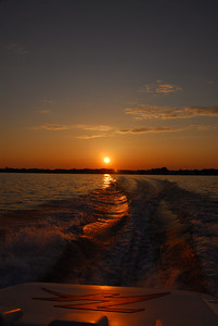 Tawas Bay Sunset Boat Ride