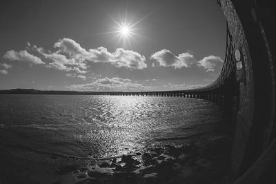 Warped Bridge (in the Sunlight) 1