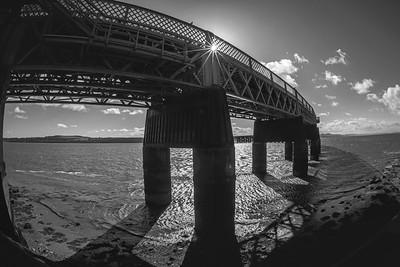 Warped Bridge (in the Sunlight) 2