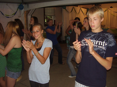 Brittany and Taylor's 18th Birthday Party
