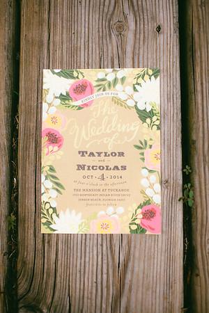 Taylor + Nick   Mansion at Tuckahoe   Jupiter Wedding