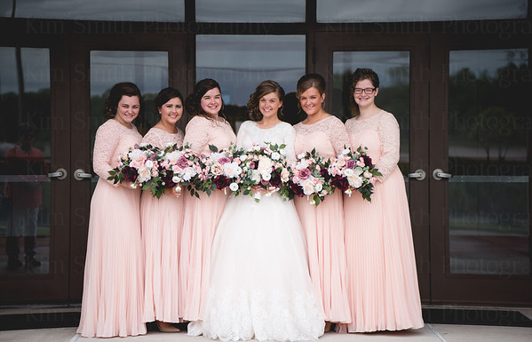 Taylor + Spencer Wedding