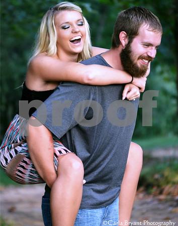 Taylor and Keshia- Engaged