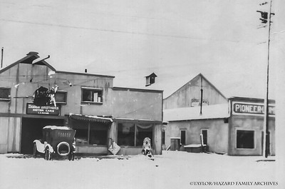 WF1909-Lemoyne's Dodge garage in Bishop