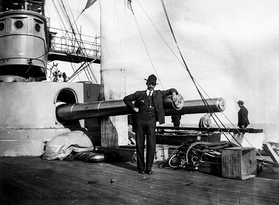 WF1905-Lemoyne Hazard on ship at San Fran