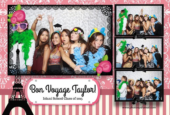 Taylor's Graduation Party (Fusion Photo Booth)