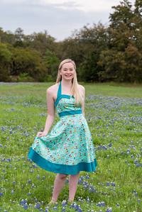 Taylor's Spring senior portraits-4