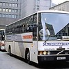 Tayside 312 Edinburgh Bus Stn Nov 89