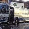 Tayside 302 Aberdeen Bus Station Jan 84