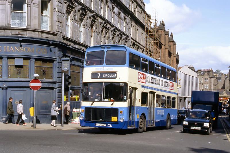 Tayside 3 Seagate Dundee Aug 92