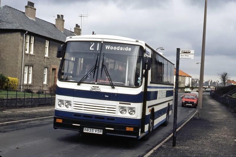 Tayside 235 Woodside Crescent Dundee Mar 85