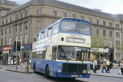 Tayside 265 High Street Dundee May 93