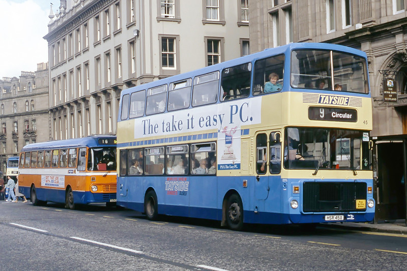 Tayside 36 High Street Dundee May 93