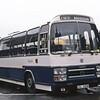 Tayside 306 Aberdeen Bus Station Nov 81