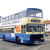 Tayside 276 Fintry Terminus Dundee May 96