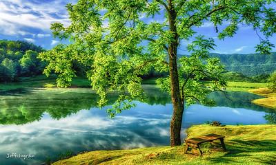 Lincolnshire Lake