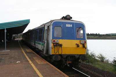8094 at Larne Town