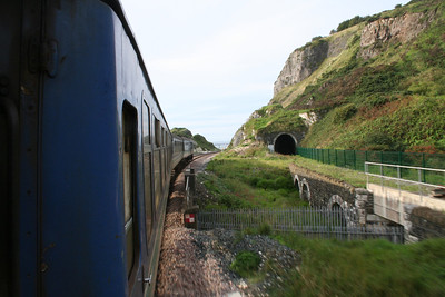 The old tunnel at Whitehead