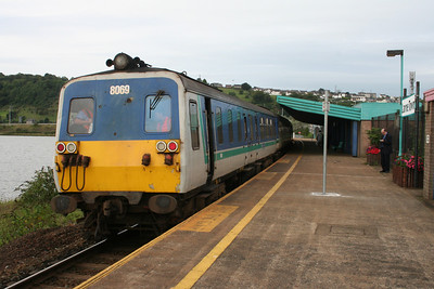 8069 at Larne Town