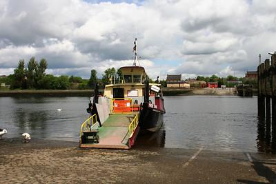 Yoker Swan at Renfrew