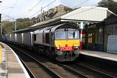 66428 southbound at Oxenholme