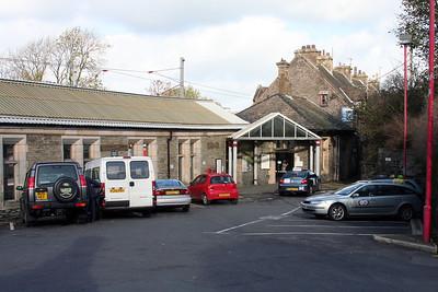 Oxenholme station