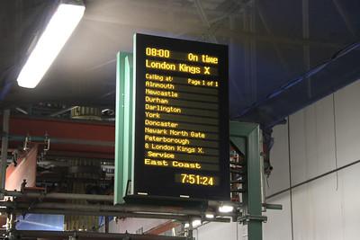 That's my train....