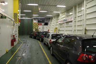 Isle of Mull Car Deck