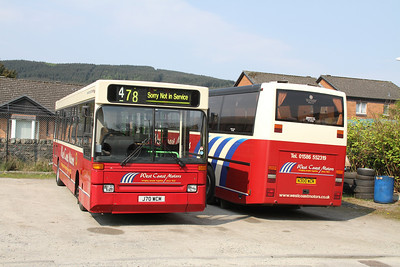 J70WCM and N300WCM at Dunoon depot