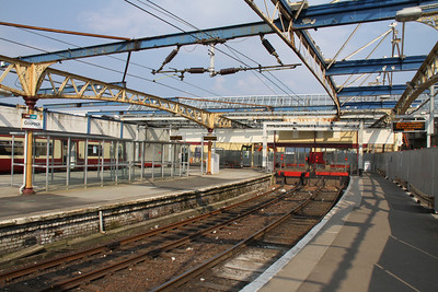 Gourock Station improvements in progress